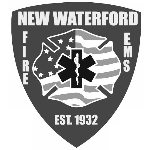 NWVFD BW Logo